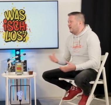 """Was Isch Los? #23 - Christian Pichler (""""DJ Rocchound"""", """"House am See"""" aus Karlsruhe)"""
