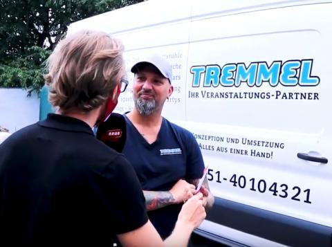 die neue welle Coronahelden - Jürgen Tremmel aus Iffezheim